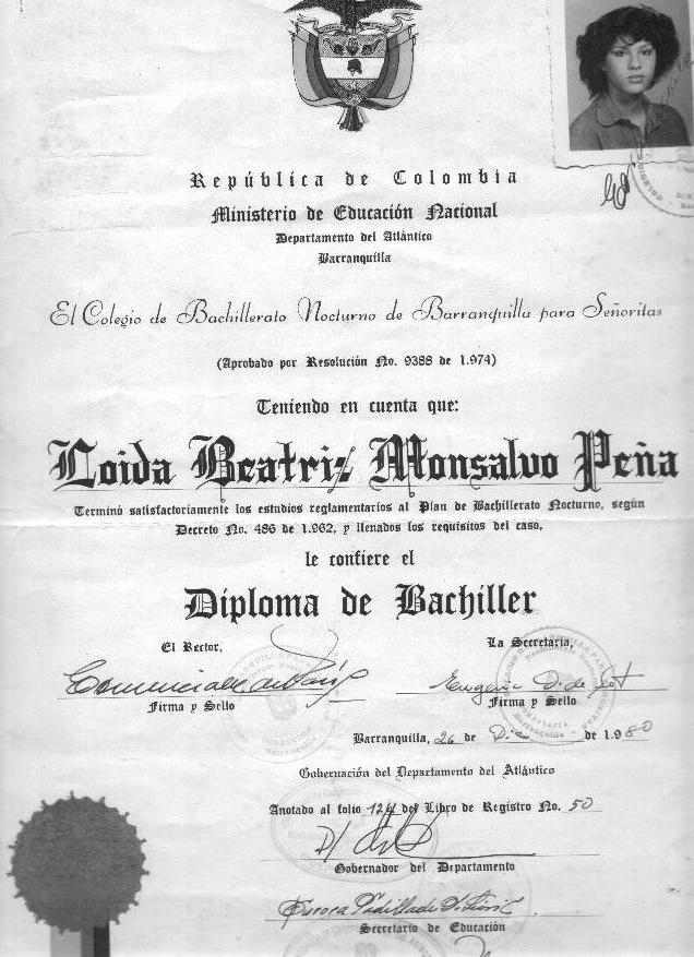 BACHILLERATO VIRTUAL DE LA UNIVERSIDAD LA GRAN COLOMBIA En